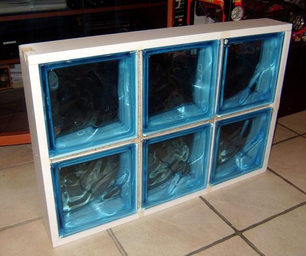 Blog de magicmanu :Aménagement de notre maison, Briques de verre