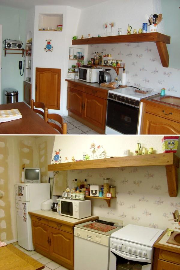 Blog de magicmanu :Aménagement de notre maison, Modification cuisine