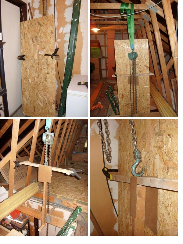 Blog de magicmanu :Aménagement de notre maison, Monte dalles de plancher