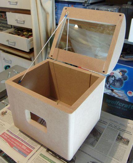 fabrication d un coffre en bois cadeau de mariage. Black Bedroom Furniture Sets. Home Design Ideas