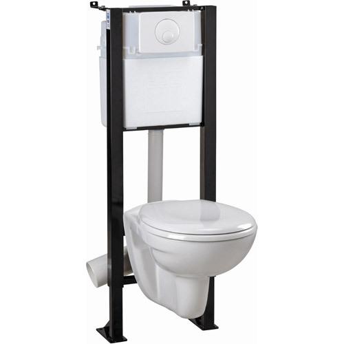 Blog de magicmanu :Aménagement de notre maison, WC suspendu