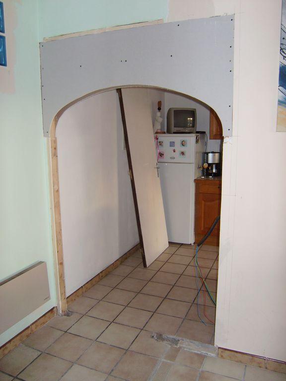 Blog de magicmanu :Aménagement de notre maison, Un passe-plat - Bar : l'arcade