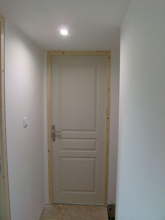 Blog de magicmanu :Aménagement de notre maison, Sous couche placo couloir