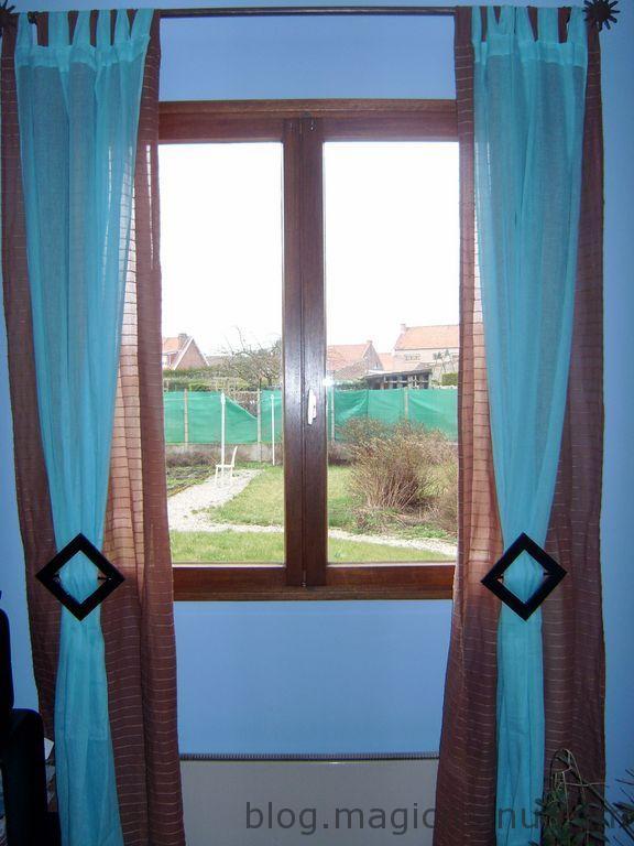 Blog de magicmanu :Aménagement de notre maison, Embrasses de rideaux