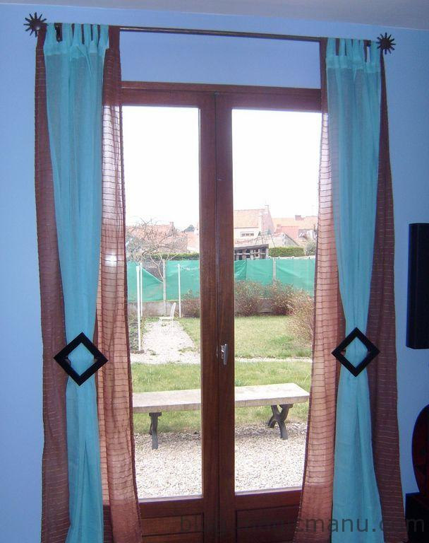 Blog de magicmanu : Aménagement de notre maison, Embrasses de rideaux