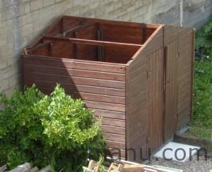 Abri de jardin – Le montage