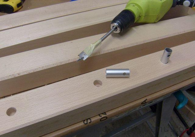 Blog de magicmanu : Aménagement de notre maison, Comment fabriquer une rampe d'escalier moderne