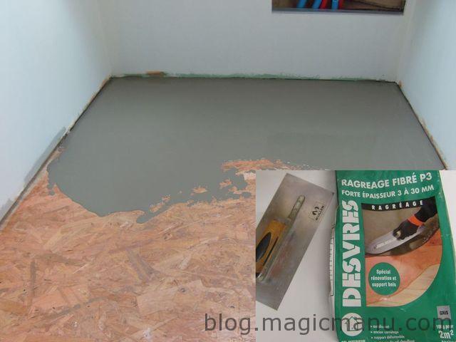 You are currently viewing Carrelage sur plancher bois : préparation du sol