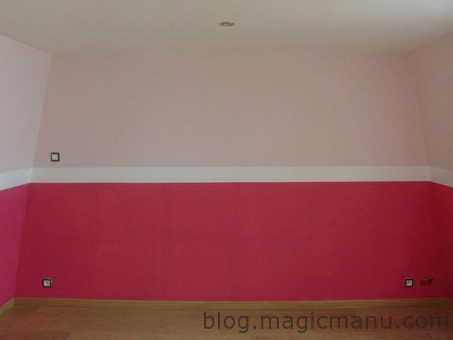Assez Peinture chambre bébé - Blog MagicManu YP44