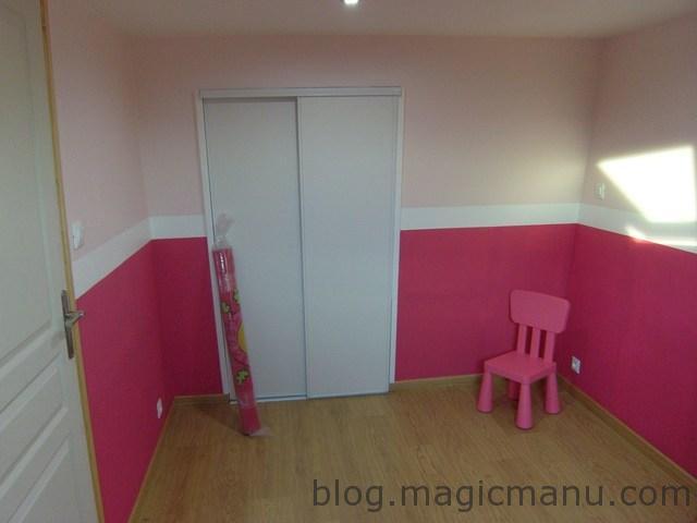 Blog de magicmanu :Aménagement de notre maison, Peinture chambre bébé
