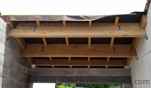 Blog de magicmanu : Aménagement de notre maison, Garage : les tuiles