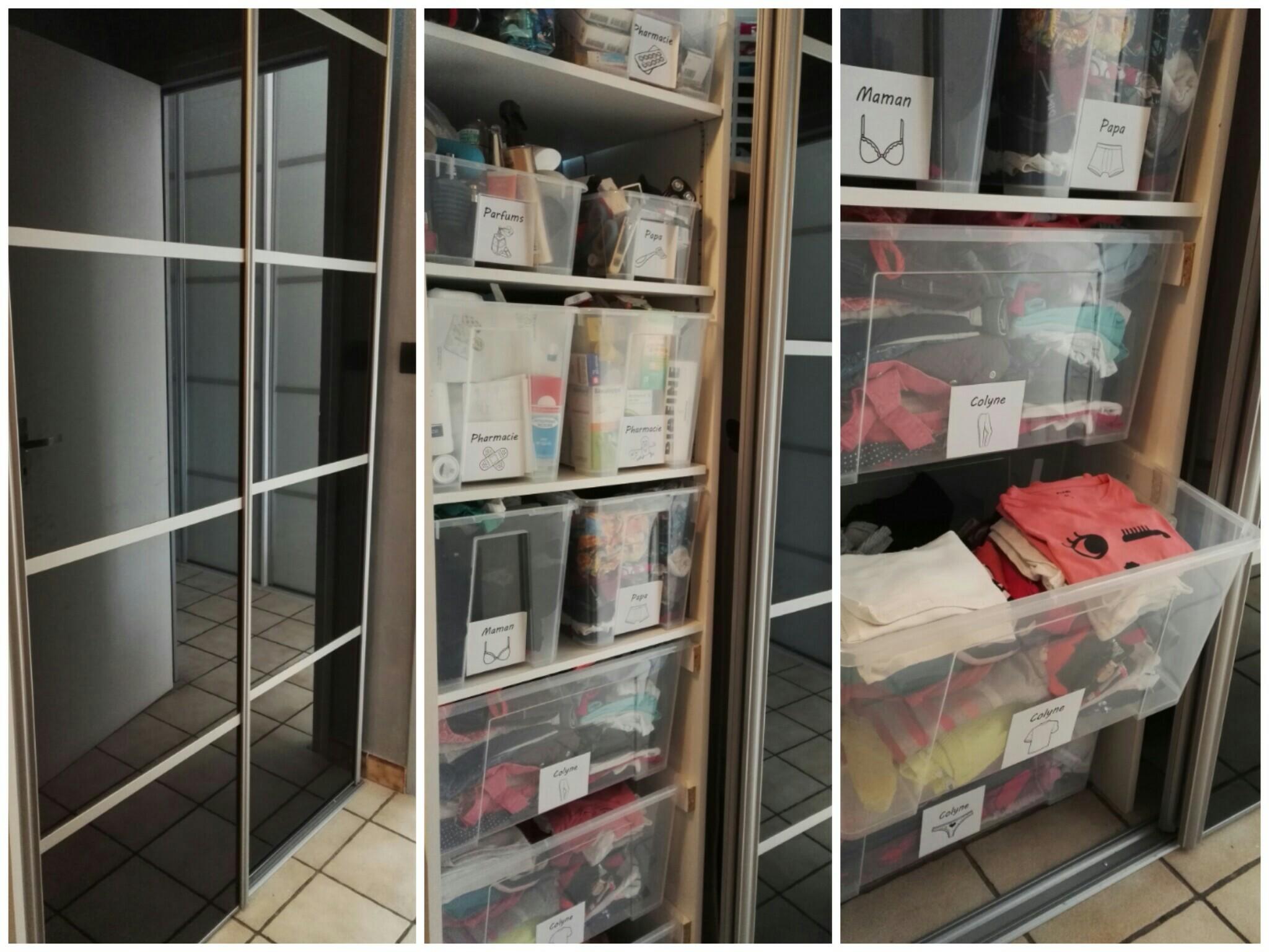 You are currently viewing Rangement salle de bain avec des boîtes Ikea Samla