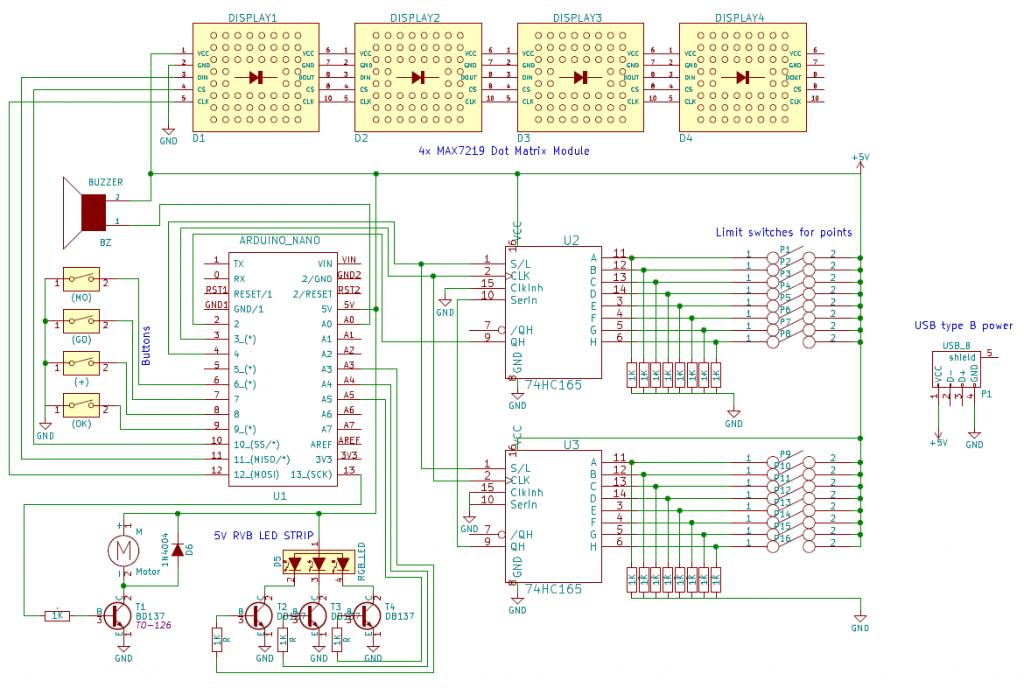Schema électronique