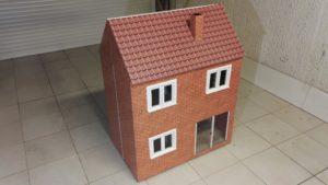 Fabriquer une maison de poupée Barbie en bois
