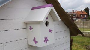 [Mini Tuto] Fabriquer un nichoir à oiseaux simple, à décorer