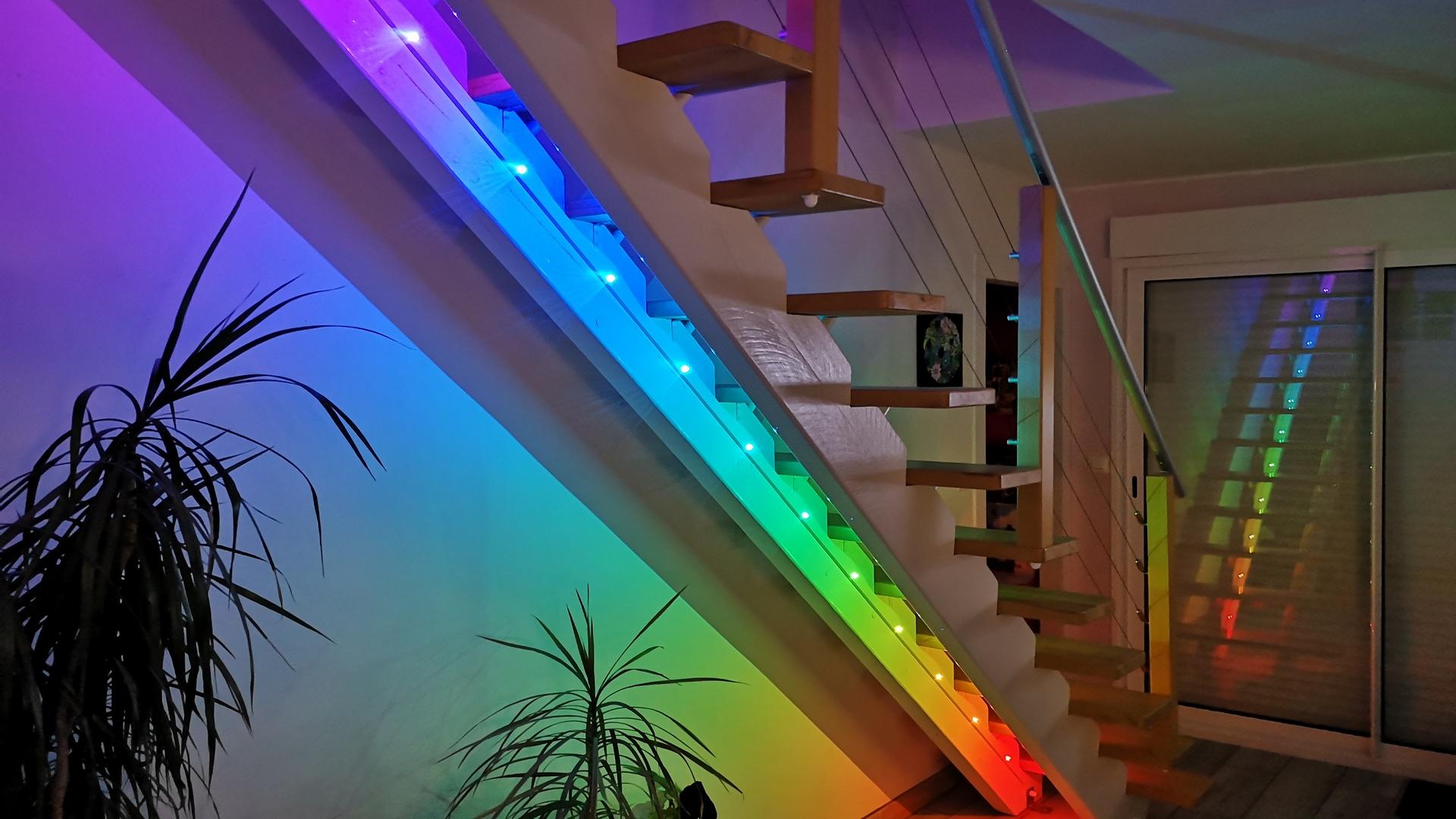 Fabriquer un éclairage automatique d'escalier avec Arduino