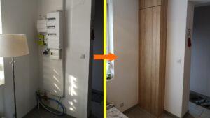 Read more about the article [Mini Tuto] Fabriquer un meuble cache compteur électrique