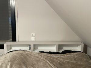Read more about the article Fabriquer une tête de lit en MDF avec 3 niches