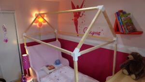 Read more about the article Fabriquer une structure de lit cabane pour enfant